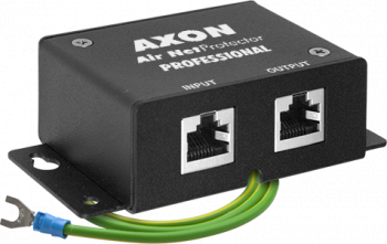 Surge protector 1xIP outdoor AXON PRO VIDEO IP Protector AIR HSK DATA