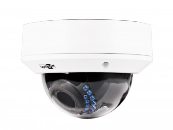 Dome 3Mpix outdoor IP camera VOIP983M OPTIVA