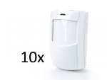 ZZPREMXTC10PACK TEXECOM Digital motion detector (PIR)
