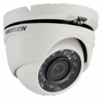 Camera HD-TVI domed type DS-2CE56D0T-IRMF(2.8mm) HIKVISION