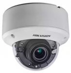Vandalproof HD-TVI dome camera with IR Illuminator DS-2CE56D8T-VPIT3ZE(2.8-12mm) HIKVISION