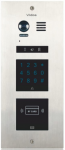 S1500DA-G VIDOS Multi-subscriber digital doorphone with keyboard, max. up to 256 premises, VIDOS DUO