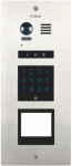 S1500DL-S VIDOS Multi-subscriber digital doorphone with keyboard and banner, max. up to 256, VIDOS DUO