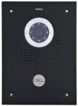 S551-B 1-button, concealed door-phone, vandal-proof, lens control, 8 IR LEDs