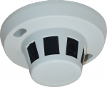 VOHDX615 OPTIVA2B Analog 2Mpix 4in1 fixed lens smoke detector housing camera