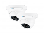 ZZ2xVOBIP942M 2x IP Cameras OPTIVA, 1Mpix / 720p, domed, outdoor, IR up to 15m, 3.6mm