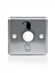 YPW4DK flush mounted exit push button